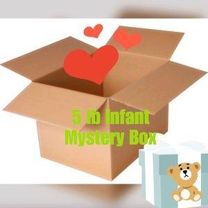 5 lb Infant 👶 Mystery Box